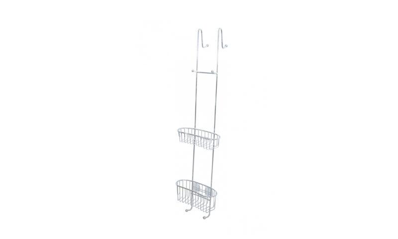 Demerx <br> <strong> Kabina duschhylla för svängd dörr/vägg </strong>