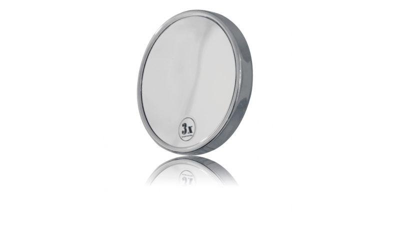 Demerx <br> <strong> Anti-Fog spegel 3ggr förstoring </strong>