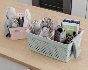Store It® Förvaringslåda Star Basket från Nordiska Plast