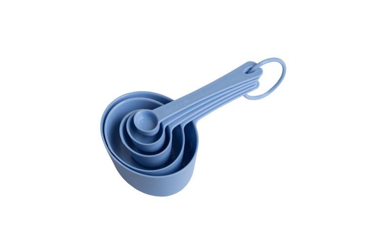 Nordiska Plast <br> <strong> Måttsats med spagettimått Blå </strong>